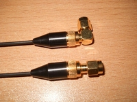 Set antennes en Adapters voor de Fishfinder en Boot