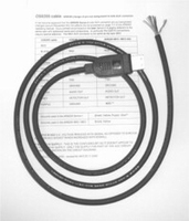 AOR OS-8200 PC Clone Cable
